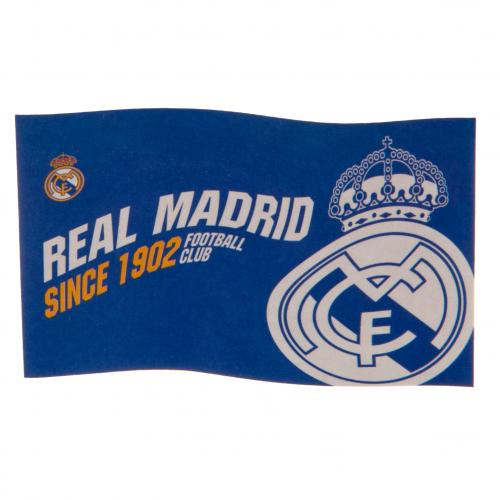 Real Madrid F.C. Flag ES
