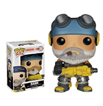 Evolve POP! Games Vinyl Figure Hank 9 cm