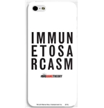 Big Bang Theory Smartphone Case - Immune to Sarcasm