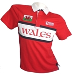 Wales Rugby Polo shirt 139316