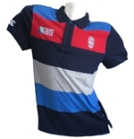 England Hooped World Cup polo shirt