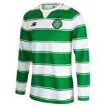 2015-2016 Celtic Home Long Sleeve Shirt (Kids)