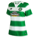 2015-2016 Celtic Home Ladies Football Shirt