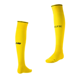 2015-2016 Celtic Home Goalkeeper Socks (Yellow) - Kids