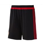 2015-2016 Bayer Leverkusen Adidas Home Shorts (Black)