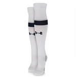 2015-2016 Tottenham Home Football Socks (White)
