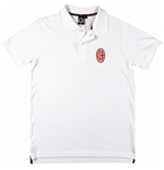 AC Milan White Polo shirt