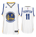 Mens Golden State Warriors Klay Thompson adidas Royal Blue New Swingman Home Jersey