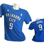 Oklahoma City Thunder T-shirt 139815