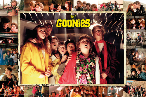 The Goonies Compilation Maxi Poster