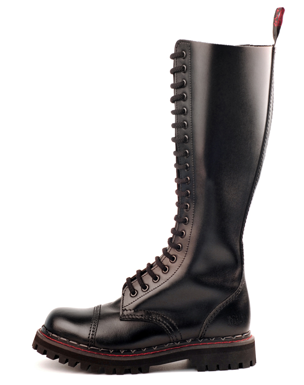 Aderlass 20-Eye Steel Boots Leather (Aderlass)