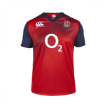 2015-2016 England Rugby Training Shirt (Red) - Kids