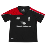 2015-2016 Liverpool Infants Training Shirt (Black)