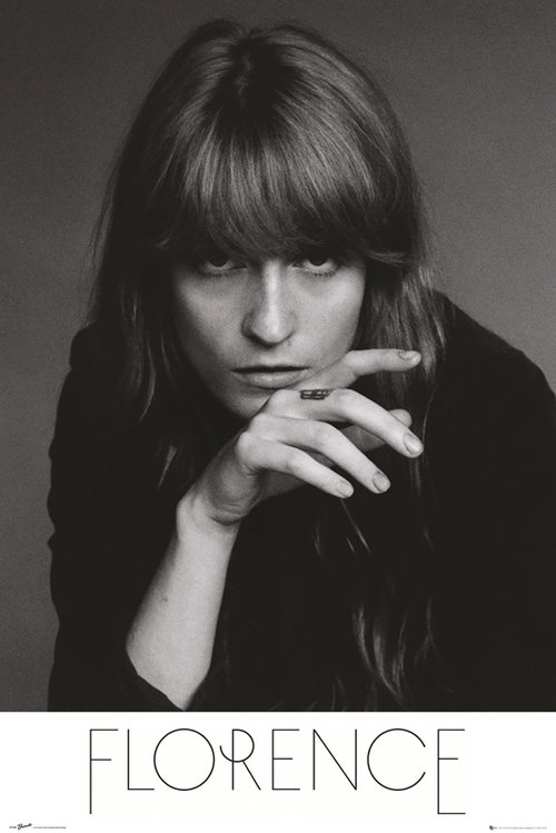Florence and the Machine Album Maxi Poster