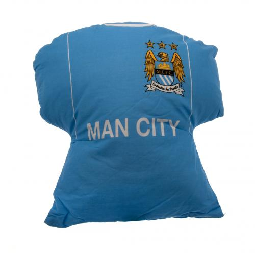Manchester City F.C. Kit Cushion