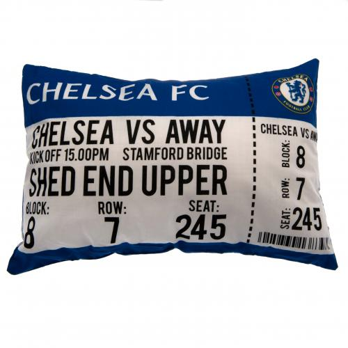 Chelsea F.C. Match Day Cushion