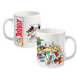 Asterix & Obelix Mug - Group Charge