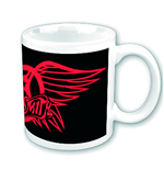 Aerosmith Mug - Red Wings