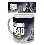 The Walking Dead Mug - Carol And Daryl