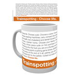 Trainspotting Mug 140983