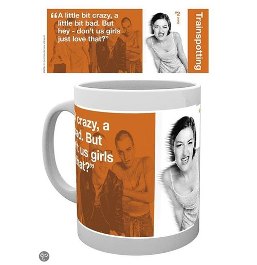 Trainspotting Mug 140984