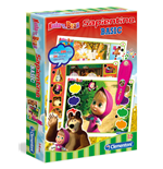 Masha and the Bear Educational Toy