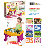Masha and the Bear Toy - Electronic Table