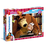 Masha and the Bear Puzzles 141164