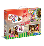 Masha and the Bear Toy 141186