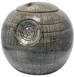 Star Wars Ceramic Biscuit Container 3D Death Star
