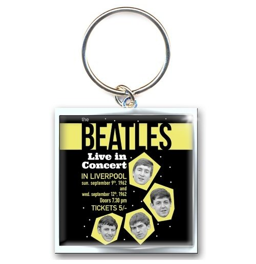 Beatles Keychain 142252