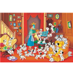 One Hundred and One Dalmatians Puzzles 142438