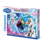 Frozen Puzzles - 250 pieces