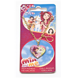 Mia and me Charm Necklace