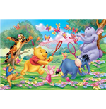 Winnie The Pooh Puzzles 142911