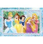 Princess Disney Puzzles 143084