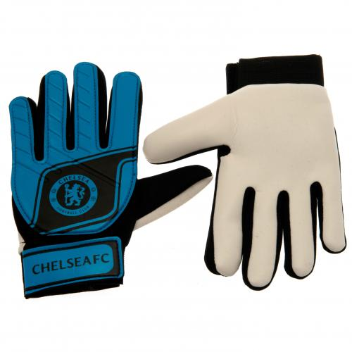 Chelsea F.C. Goalkeeper Gloves Fluo Kids