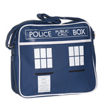 Doctor Who Messenger Bag  - 50th Tardis