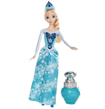 Frozen Doll Royal Color Elsa