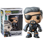 Arrow POP! Television Vinyl Figure Deathstroke Unmasked 9 cm
