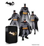 Batman Action Figure 4-Pack 75th Anniversary Set 2 17 cm