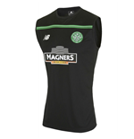 2015-2016 Celtic Training Vest (Black)