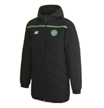 2015-2016 Celtic Stadium Jacket (Black) - Kids