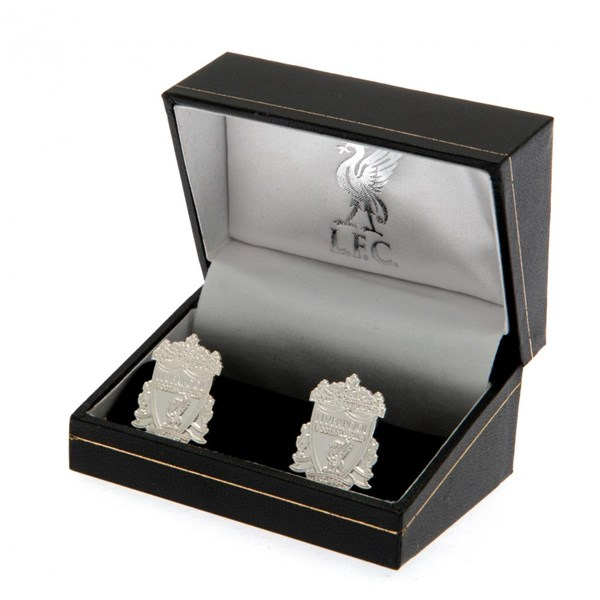 Liverpool F.C. Silver Plated Cufflinks CR