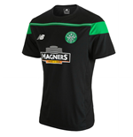 2015-2016 Celtic Training Shirt (Black)