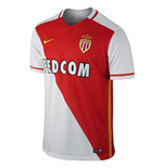 2015-2016 Monaco Home Nike Shirt (Kids)