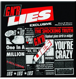 Guns N' Roses Lies Metal Magnet