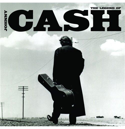 Vynil Johnny Cash The Legend Of Johnny Cash 2 Lp For