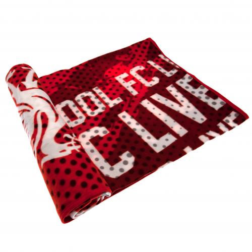 Liverpool  F.C. Fleece Blanket IP