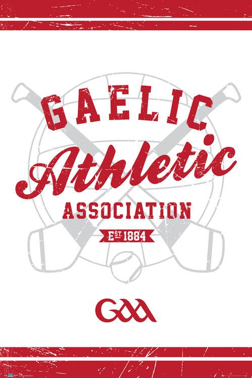 vintage association american poster